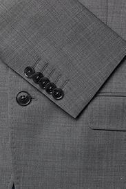 Bertoni - Davidsen-Ravn - enkelknäppta kostymer - 950 stone - 5