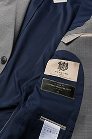 Bertoni - Davidsen-Ravn - enkelknäppta kostymer - 950 stone - 6