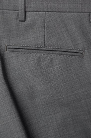 Bertoni - Davidsen-Ravn - enkelknäppta kostymer - 950 stone - 9
