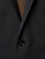 Bertoni - Davidsen-Ravn - enkelknäppta kostymer - 970 gun metal - 2