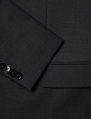 Bertoni - Davidsen-Ravn - single breasted suits - 970 gun metal - 3