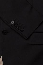 Bertoni - Davidsen-Ravn - enkelknäppta kostymer - 997 jet black - 7