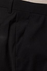 Bertoni - Davidsen-Ravn - enkelknäppta kostymer - 997 jet black - 9