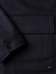 Bertoni - Kjeldbjerg - overshirts - dress blue - 3