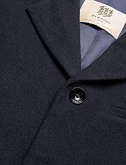 Bertoni - Brande - ullrockar - 740 dress blue - 2
