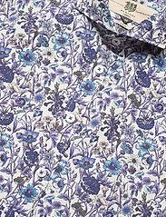 Bertoni - Hjalmar - chemises basiques - 250 plum - 2