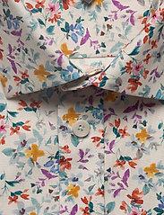 Bertoni - Gustav - casual skjortor - 633 aqua gray - 2