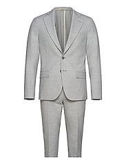 Suit 2210 Simonsen + Ravn - 633 AQUA GRAY