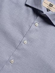 Bertoni - Dennis - business skjortor - 740 dress blue - 2