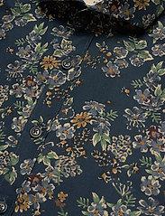 Bertoni - Hjalmar - casual skjortor - 769 deep teal - 3