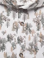 Bertoni - Hjalmar - casual skjortor - 106 antique white - 2
