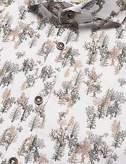 Bertoni - Hjalmar - casual skjortor - 106 antique white - 3