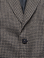 Bertoni - Karlsen - enkeltkneppede blazere - 740 dress blue - 2