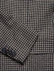 Bertoni - Karlsen - enkeltkneppede blazere - 740 dress blue - 3