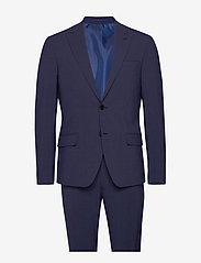 Bertoni - Suit Drejer-Jepsen - kostymer - 740 dress blue - 0