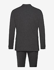 Bertoni - Suit Andersen-Jepsen - single breasted suits - 968 slate - 1