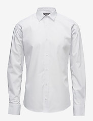 Bertoni - Gustav - chemises basiques - 103 white - 3