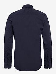 Bertoni - Gustav - basic skjorter - 740 dress blue - 1