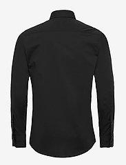 Bertoni - Gustav - basic skjorter - 997 jet black - 1