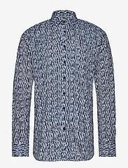 Bertoni - Gustav - business-paidat - dress blue - 0