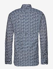 Bertoni - Gustav - business-paidat - dress blue - 1