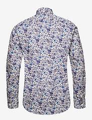 Bertoni - Hjalmar - chemises basiques - 250 plum - 1