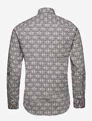 Bertoni - Hjalmar - basic skjorter - 250 plum - 1