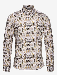 Bertoni - Gustav - business skjortor - 540 cocoon - 0