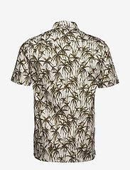 Bertoni - Jim - kortärmade skjortor - 103 white - 1