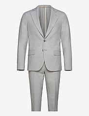 Bertoni - Suit 2210 Simonsen + Ravn - dresser - 633 aqua gray - 0