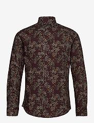 Bertoni - Hjalmar - casual skjortor - 318 picante - 0
