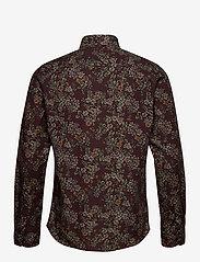 Bertoni - Hjalmar - casual skjortor - 318 picante - 1