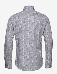 Bertoni - Hjalmar - casual skjortor - 740 dress blue - 1