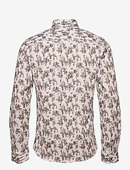 Bertoni - Hjalmar - casual skjortor - 106 antique white - 1