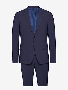 Suit Drejer-Jepsen - pantalons habillés - 740 dress blue