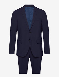 Suit Andersen-Jepsen - single breasted suits - 744 blueprint