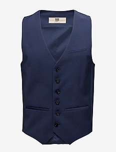 Torkildsen - gilets - 740 dress blue