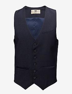 Torkildsen - waistcoats - 744 blueprint