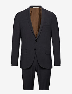 Davidsen-Ravn - single breasted suits - 970 gun metal