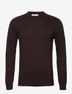 Jonas - basic knitwear - 998 after dark
