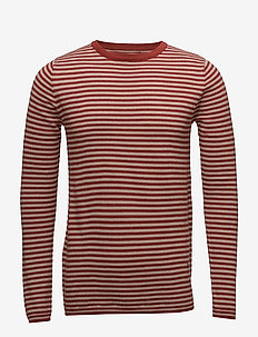 Laus knit - 335 Red Clay
