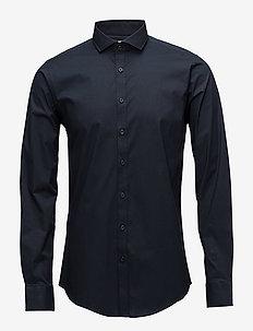 Hjalmar - chemises basiques - 744 blueprint
