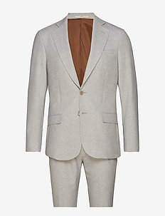 Suit 2108 Ludvigsen+Ravn - LIGHT GRAY