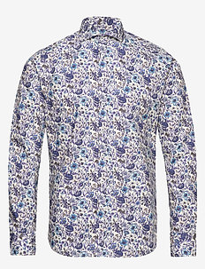 Hjalmar - chemises basiques - 250 plum
