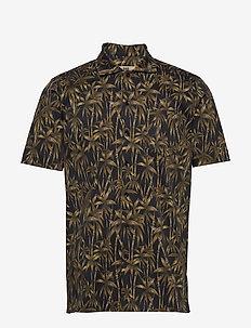 Jim - kortærmede skjorter - 999 black