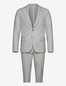 Suit 2210 Simonsen + Ravn - jakkesæt - 633 aqua gray