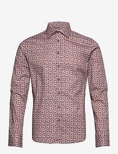 Gustav - casual skjortor - 455 autumn