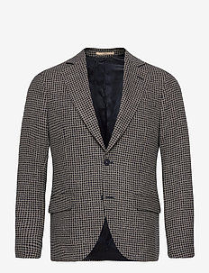 Karlsen - single breasted blazers - 740 dress blue