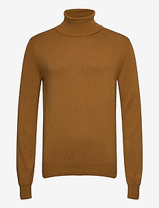 Henrik - turtlenecks - 849 pumpkin spice