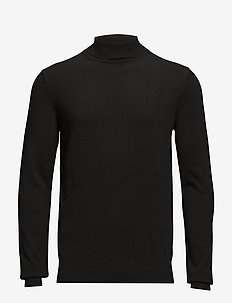 Henrik - turtlenecks - 997 jet black